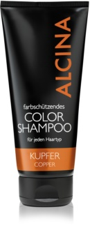 Alcina Color Copper shampoo voor bronzen haartinten