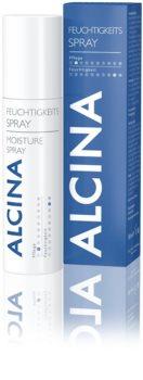 Alcina Normal and Delicate Hair spray hidratante spray hidratante para fácil penteado de cabelo