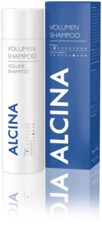 Alcina Normal and Delicate Hair champô para volume
