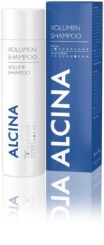 Alcina Normal and Delicate Hair šampon pro objem