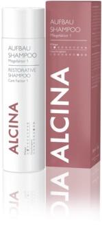 Alcina Dry and Damaged Hair Regenierendes Shampoo zur täglichen Anwendung