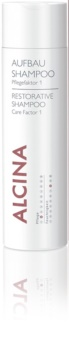 Alcina Dry and Damaged Hair Regenerating Shampoo for Everyday Use