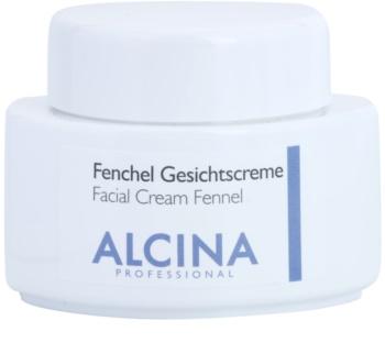 Alcina For Dry Skin Fennel crema per rigenerare la superficie della pelle