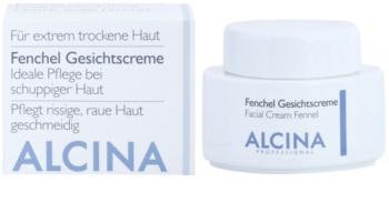 Alcina For Dry Skin Fennel krema za obnovo površine kože