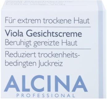 Alcina For Dry Skin Viola krém na upokojenie pleti