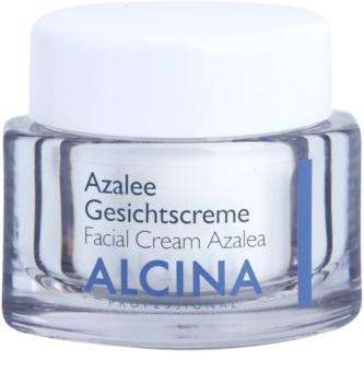 Alcina For Dry Skin Azalea crema viso per ripristinare la barriera cutanea