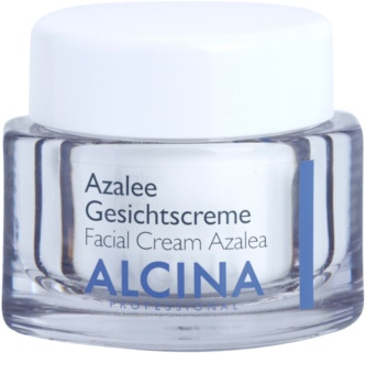 Alcina For Dry Skin Azalea Gesichtscreme regeneriert die Hautbarriere