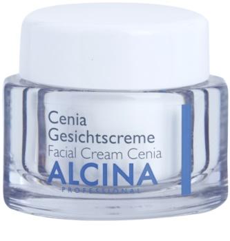 Alcina For Dry Skin Cenia creme facial com efeito hidratante