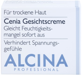 Alcina For Dry Skin Cenia Face Cream With Moisturizing Effect