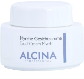 Alcina For Dry Skin Myrrh krema za obraz proti gubam