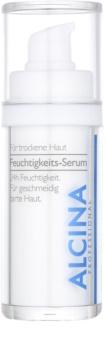 Alcina For Dry Skin зволожуюча сироватка