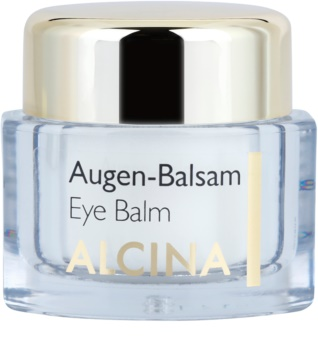 Alcina Effective Care baume anti-rides contour des yeux