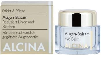 Alcina Effective Care бальзам проти зморшок для шкріри навколо очей