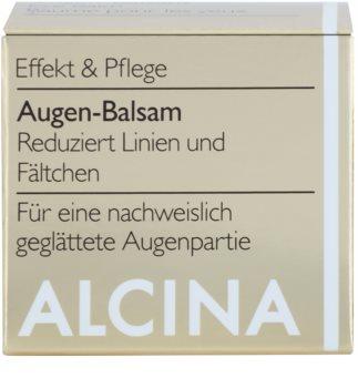 Alcina Effective Care baume anti-rides contour des yeux
