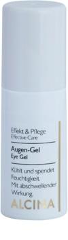Alcina Effective Care gel za predel okoli oči s hladilnim učinkom