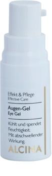 Alcina Effective Care gel za oči sa učinkom hlađenja