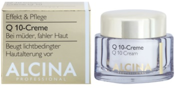 Alcina Effective Care crème visage à la coenzyme Q10