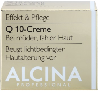 Alcina Effective Care Hautcreme mit dem Coenzym Q10
