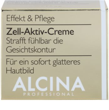 Alcina Effective Care crème active pour raffermir le visage