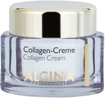 Alcina Effective Care crema viso con collagene
