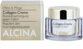 Alcina Effective Care pleťový krém s kolagénom
