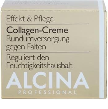 Alcina Effective Care крем для обличчя з колагеном