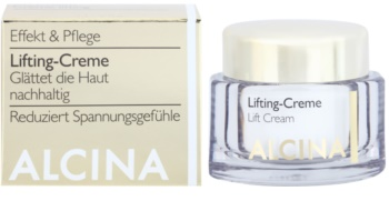 Alcina Effective Care crema liftante per tendere la pelle
