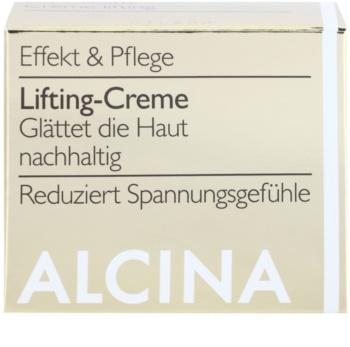 Alcina Effective Care lifting krema za zatezanje lica