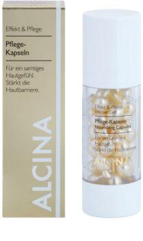 Alcina Effective Care negovalne kapsule za žametno mehko kožo