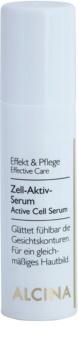 Alcina Effective Care активна сироватка для розгладження контурів обличчя