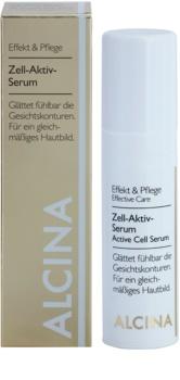 Alcina Effective Care aktivni serum za glajenje poteze obraza