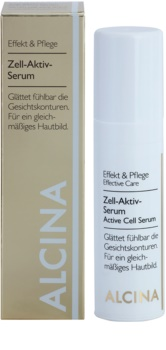 Alcina Effective Care sérum lissant actif contour du visage