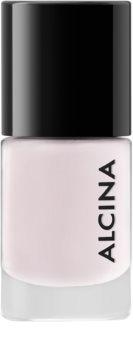 Alcina Decorative Effective Hardener зміцнюючий лак для нігтів