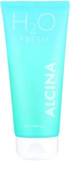 Alcina H2O Fresh Douchegel  voor Zachte en Zijdezachte Huid