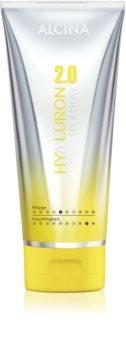 Alcina Hyaluron 2.0 baume pour cheveux secs et fragiles