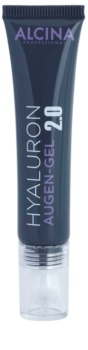 Alcina Hyaluron 2.0 gel yeux effet lissant