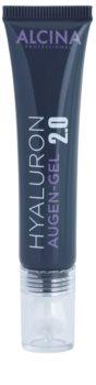 Alcina Hyaluron 2.0 гель для шкіри навколо очей з розгладжуючим ефектом