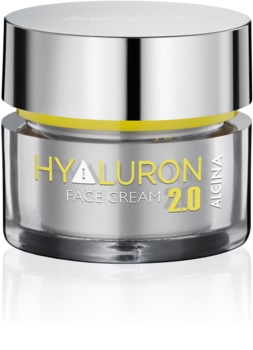 Alcina Hyaluron 2.0 creme facial com efeito rejuvenescedor