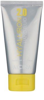Alcina Hyaluron 2.0 fluid na ruce
