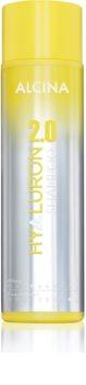 Alcina Hyaluron 2.0 shampoing pour cheveux secs et fragilisés