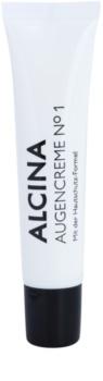 Alcina N°1 creme de olhos com efeito antirrugas