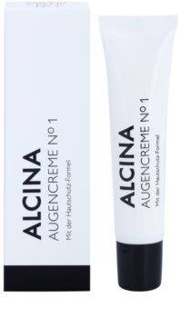 Alcina N°1 Augencreme mit Antifalten-Effekt