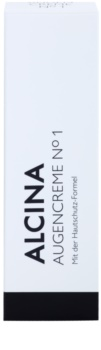Alcina N°1 očný krém s protivráskovým účinkom