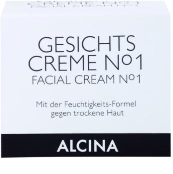 Alcina N°1 crème visage pour un effet naturel