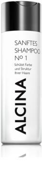 Alcina N°1 sanftes Shampoo zum Schutz der Farbe