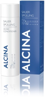 Alcina Normal and Delicate Hair baume cheveux effet lissant