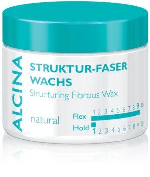 Alcina Styling Natural ceară de păr pentru structurare