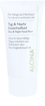 Alcina For Oily Skin Sebum Control Day and Night Fluid