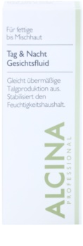 Alcina For Oily Skin dnevni i noćni fluid za regulaciju seboreje