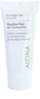 Alcina For Oily Skin fluide d'herbes pour une peau lumineuse